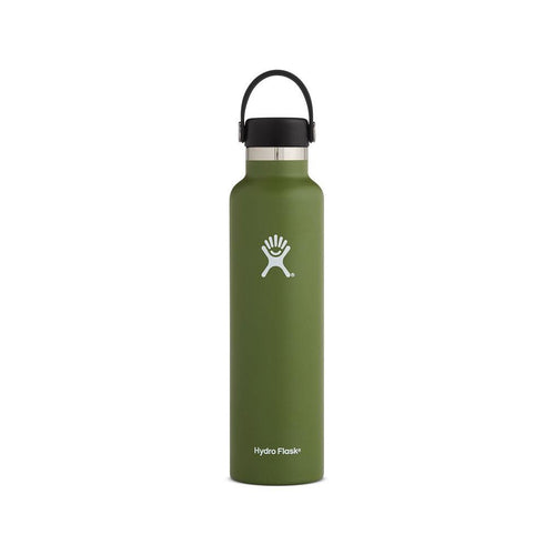 24 oz Standard Mouth Insulated Waterbottle - Olive