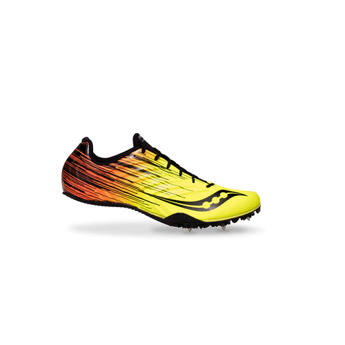 Men's Spitfire 5 Track Spike - Citron/Black