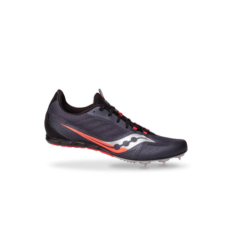 Men's Vendetta 3 Track Spike - Grey/Black