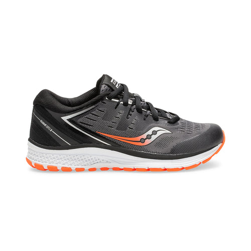 Boy's Guide ISO 2 Running Shoe - Black/Grey