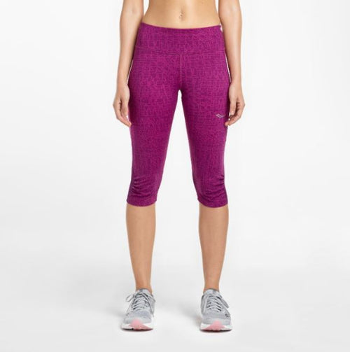 Women's Scoot Mini Capri
