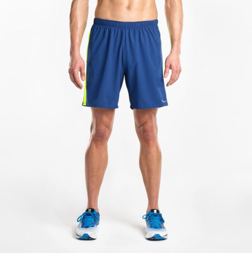 "Men's Sprint 7"" Woven Short- Blue"