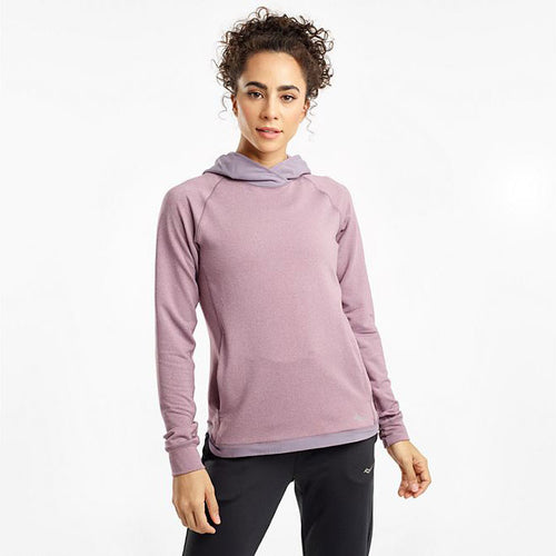 Women's Daybreak Hoodie - Moonscape Heather