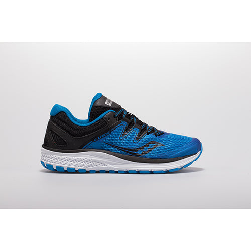 Youth Guide ISO Running Shoe - Blue/Black