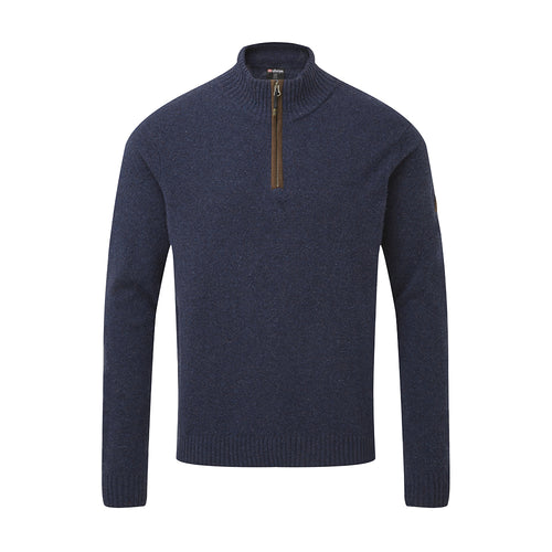 Men's Kangtega 1/4 Zip Sweater - Rathee