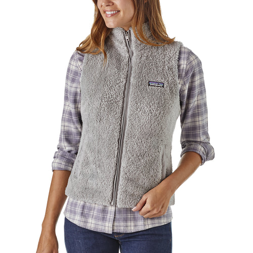 Women's Los Gatos Fleece Vest - Drifter Grey