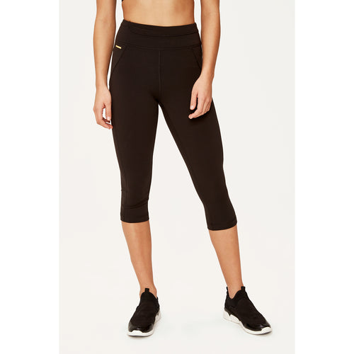 Women's Livy Capri - Black