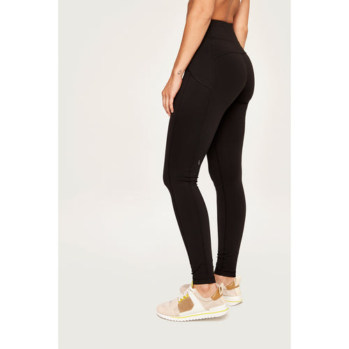 Women's Livy High Rise Legging - Black