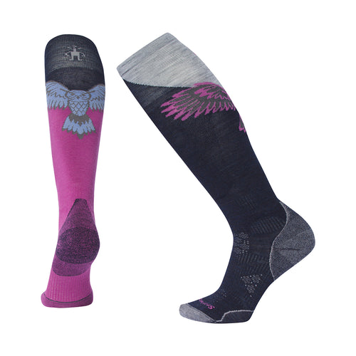 Women's PhD® Pro Freeski Socks - Deep Navy