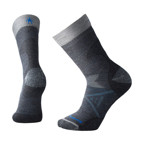 Men's PhD® Pro Outdoor Medium Crew Socks - Deep Navy