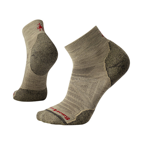 Men's PhD® Outdoor Light Mini Socks - Oatmeal