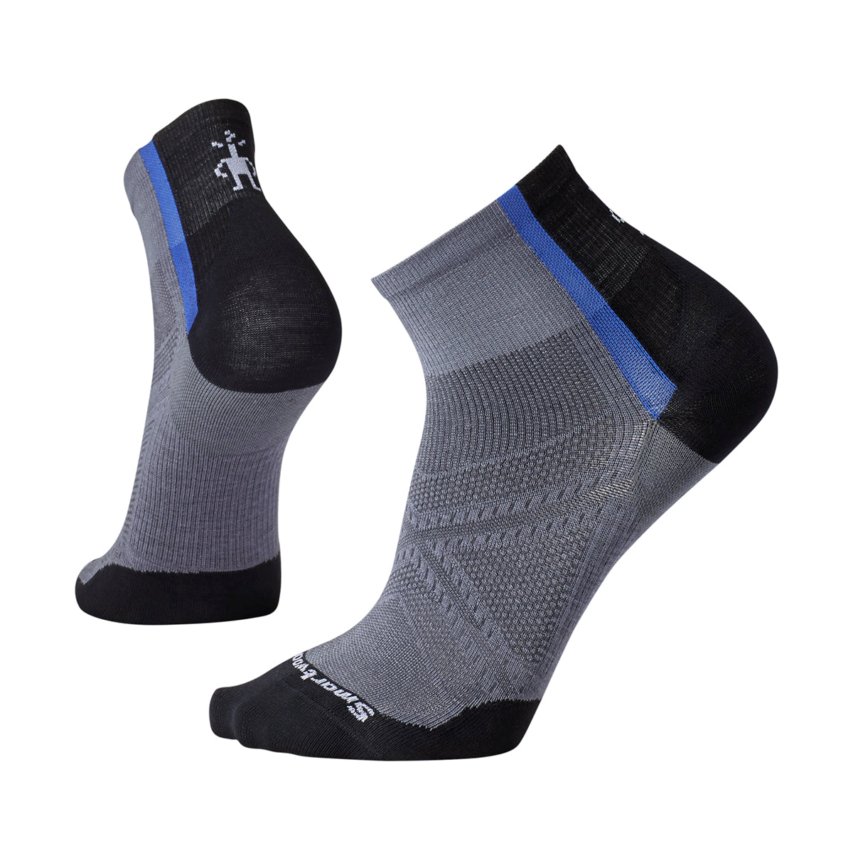 b01e5998d25 Men s PhD® Cycle Ultra Light Mini Socks - Graphite – Gazelle Sports