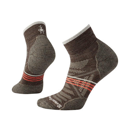 Women's PhD® Outdoor Light Mini Socks - TAUPE