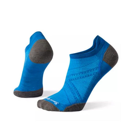 Men's PhD Run Ultra Light Micro Socks - Neptune Blue