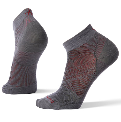Men's PhD Ultra Lite Low Cut Sock - Graphite