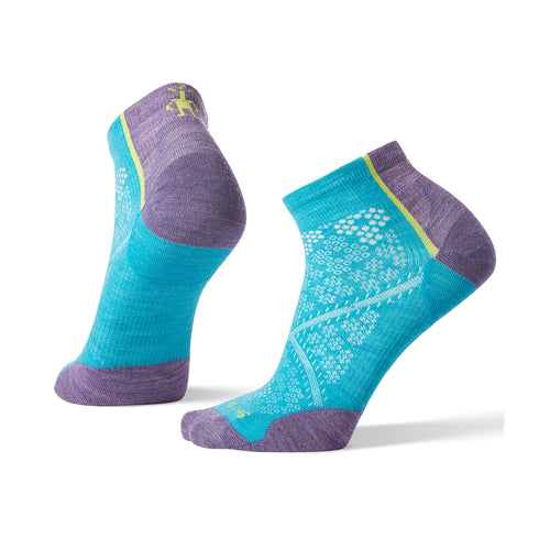Women's PhD Cycle Ultra Low Cut Sock - CAPRI