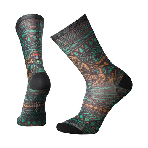 Men's Dart Frog Curated Crew Socks - Cardamom