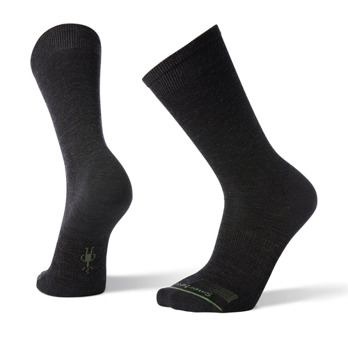 Men's Anchor Line Crew Sock - CHARCOAL