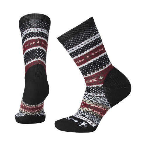 Women's CHUP EXC Crew Socks - Black