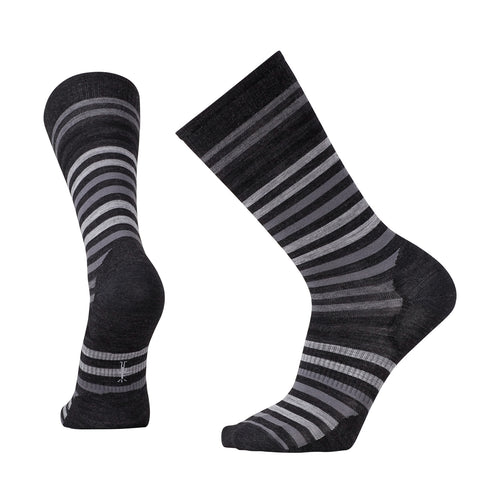 Men's Spruce Street Crew Sock - Charcoal Heather