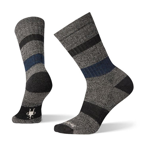 Men's Barnsley Crew Sock - Light Grey