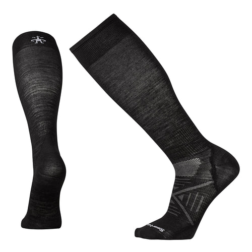 Men's PhD® Ski Ultra Light Socks - Black