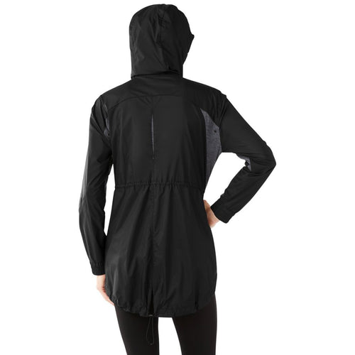 Women's PhD Ultra Light Sport Anorak - Black