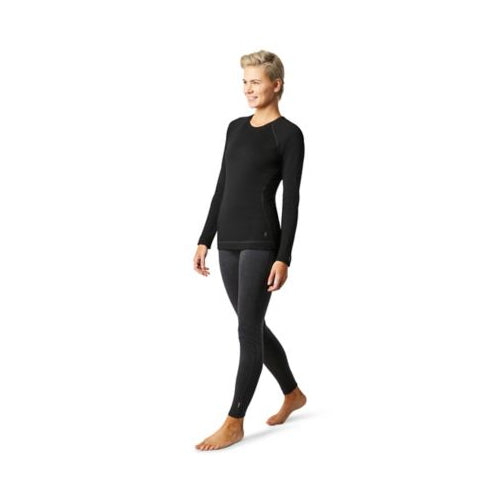 Women's Merino 250 Baselayer Crew - Black