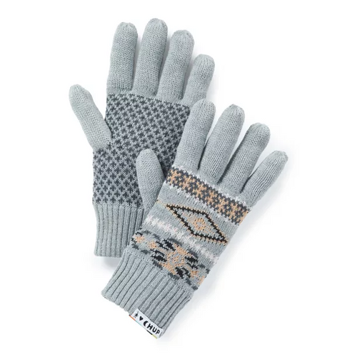 CHUP Qo'A Glove - Light Gray Heather