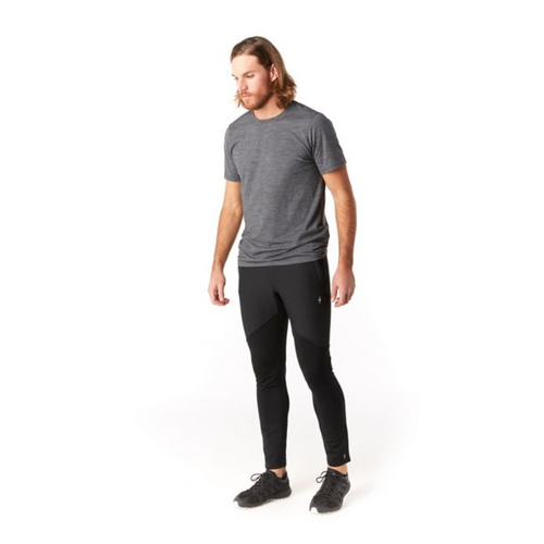 Men's Merino Sport Fleece Pant - Black