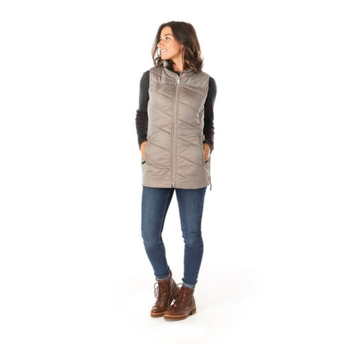 Women's SmartLoft 150 Vest- Soft Gold