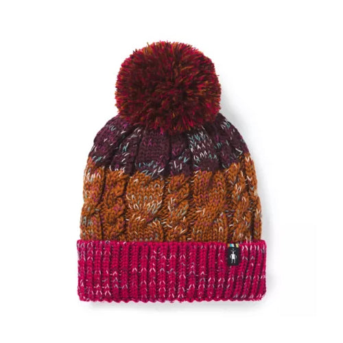 Women's Isto Retro Beanie - Monument Orange