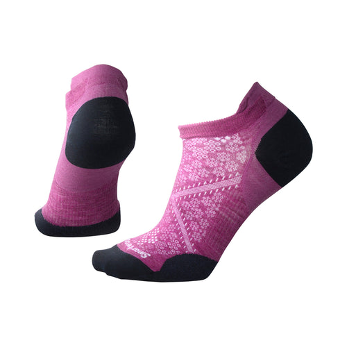 Women's PhD® Run Ultra Light Micro Socks - Meadow Mauve