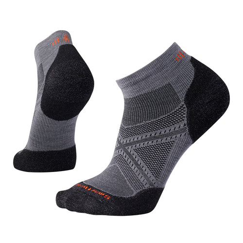 Men's PhD® Run Light Elite Low Cut Socks - Graphite