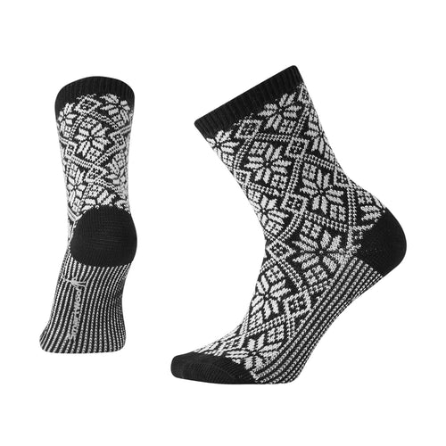 Women's Traditional Snowflake Sock