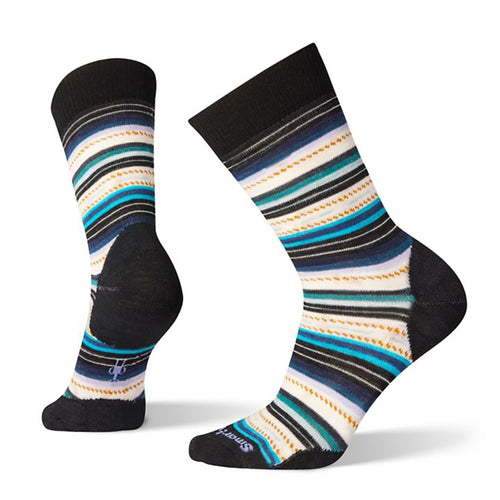 Women's Margarita Socks - Black/Deep Navy