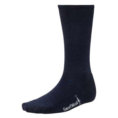 Men's New Classic Rib Socks - Deep Navy Heather