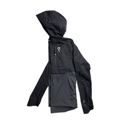 Men's Weather Jacket - Black / Shadow