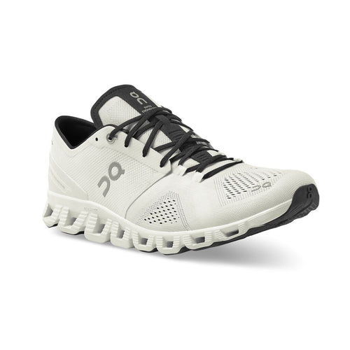 Women's Cloud X Running Shoe - White/Black