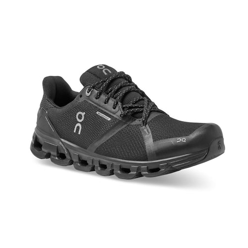 Women's Cloudflyer Waterproof Running Shoe - Black/Lunar