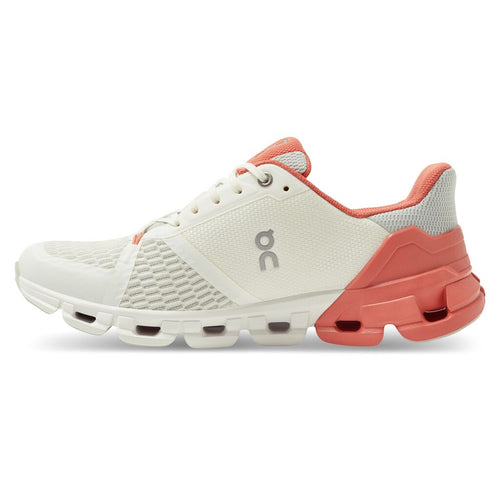 Women's Cloudflyer Running Shoe - White/Coral