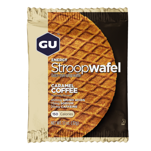 Caramel Coffee Energy Stroopwafel