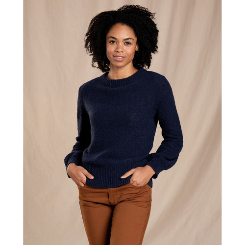 Women's Cotati Crew Sweater - Big Sky
