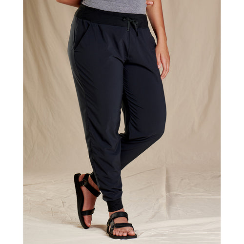 Women's Debug Sunkissed Jogger - Black