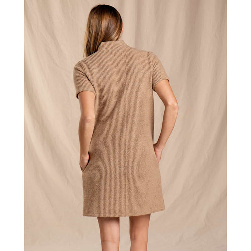 Women's Wiggins Dress - Tabac