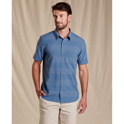Men's Airlift Short Sleeve Slim Shirt - High Tide