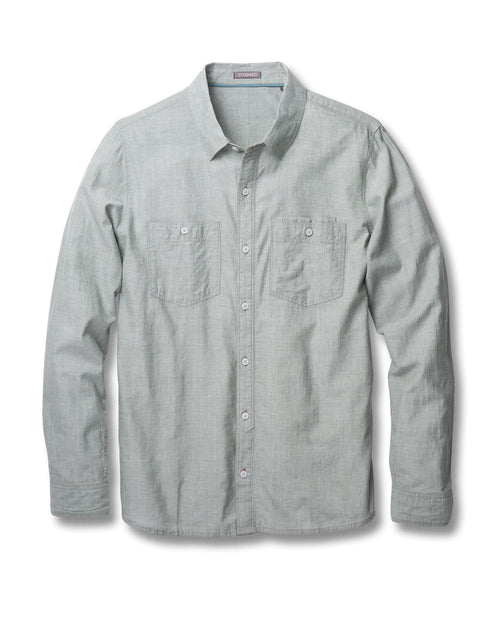 Honcho Dos Long Sleeve Shirt -Arctic