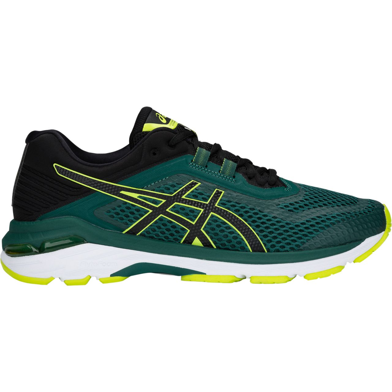 Men's GT-2000 6 Running Shoe - Everglade/Black – Gazelle