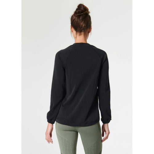 Women's Sleek Sweat - Black