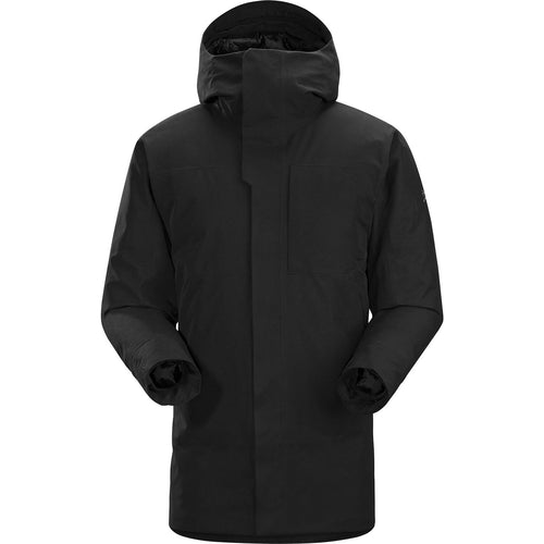 Men's Therme Parka - Black